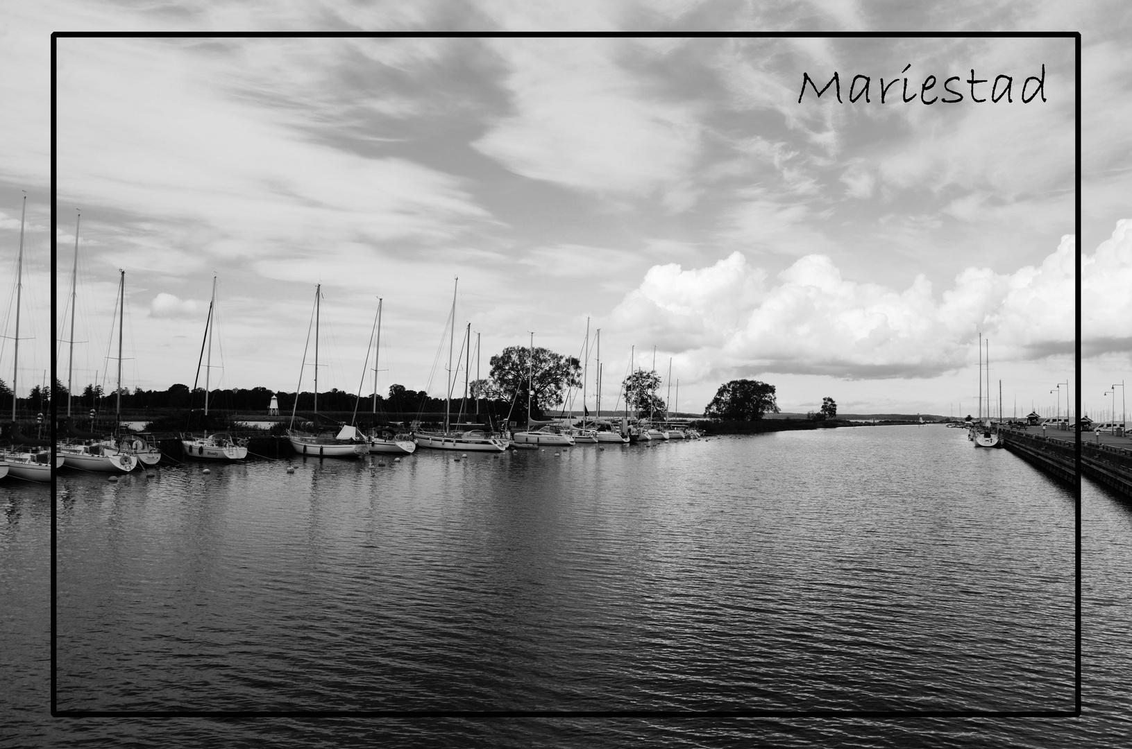 Mariestad - Eine Stadt mit Charme