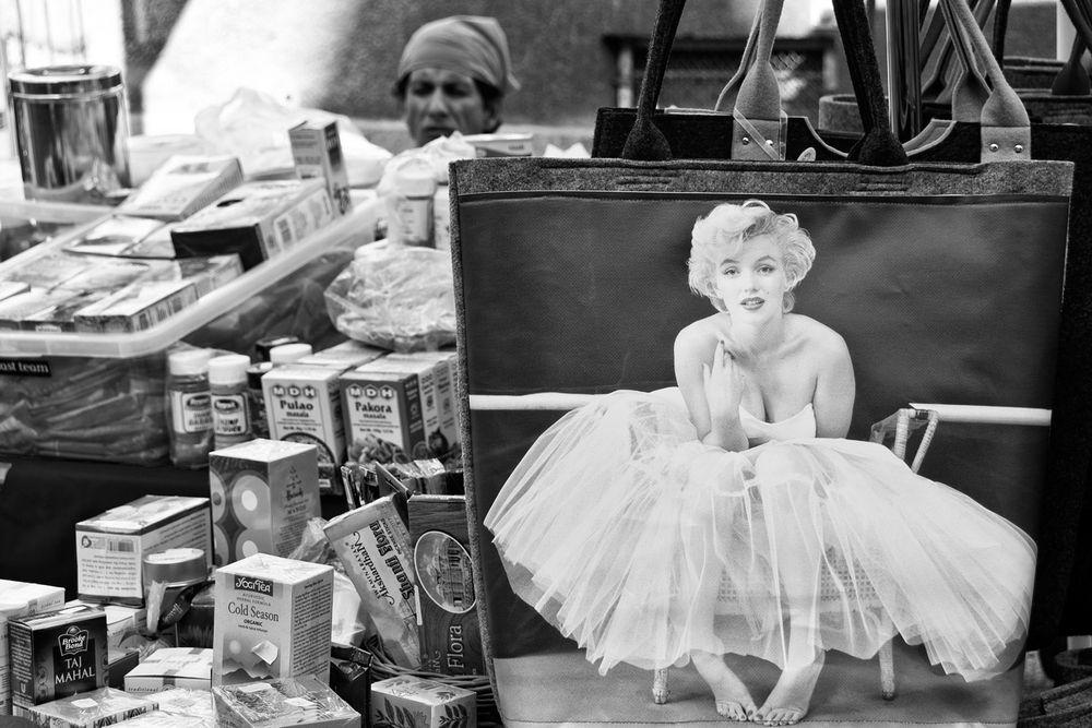 ...Marilyn...