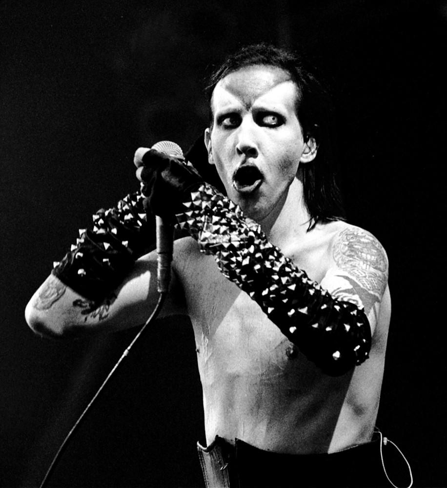 Marilyn Manson …