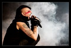 Marilyn Manson @ Festi'Neuch 2012