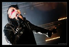 Marilyn Manson III @ Festi'Neuch 2012