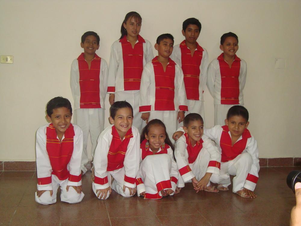 Marimba Infantil Copainalá
