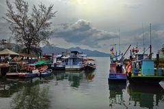 Marina at Ko Chang
