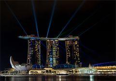 ~ Marina Bay Sands Hotel ~