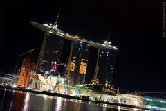 Marina Bay Sands /Singapore/