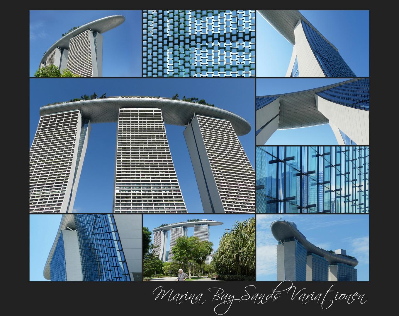 Marina Bay Sands Variationen