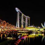 Marina Bay Singapore @ Night