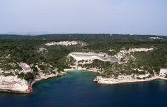 Marine de Bonifacio, Corse ....