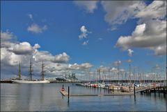 * Marinehafen *