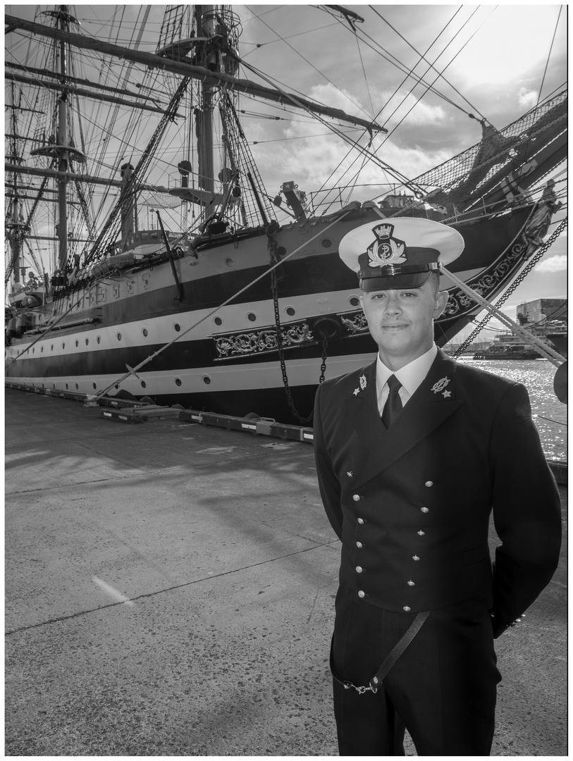 Marineoffizier