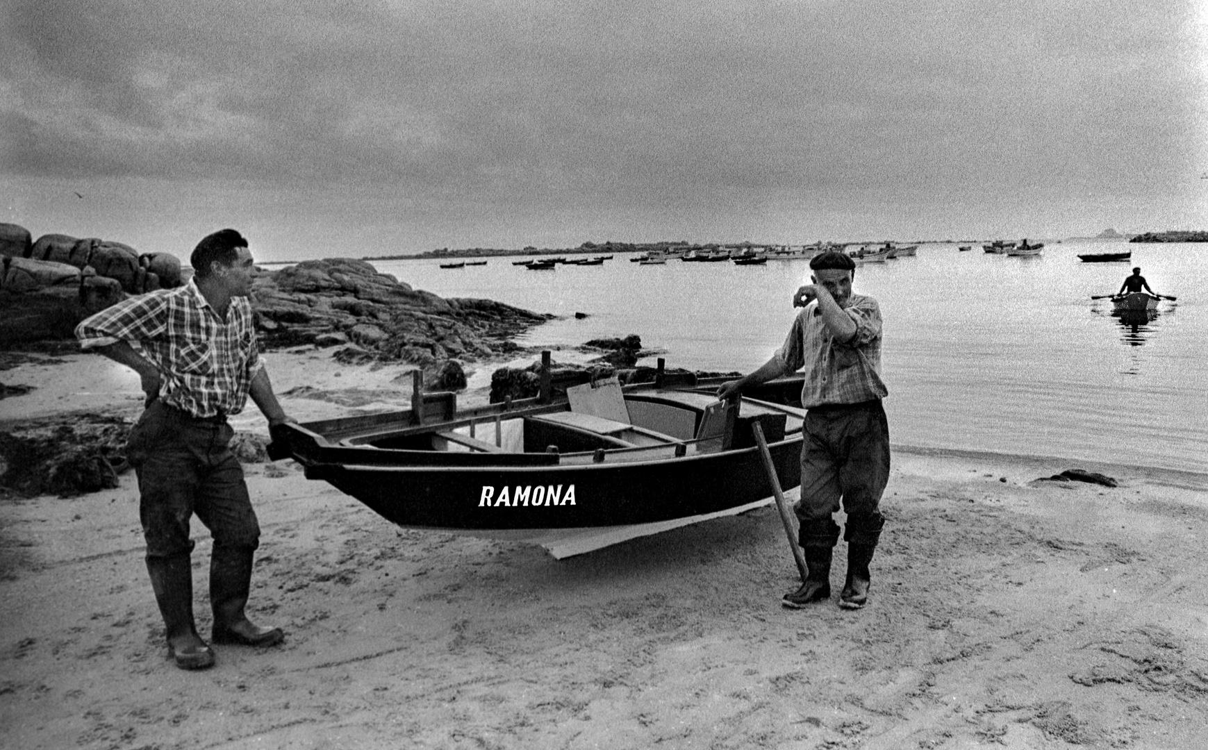 MARINEROS DE RIBEIRA   1970s