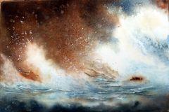 Marines (3) - L'énergie des vagues