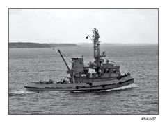 Marineschlepper Y 1658