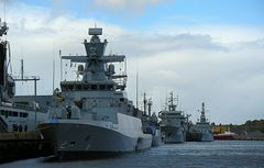 Marinestützpunkt Kiel 29.08.2011