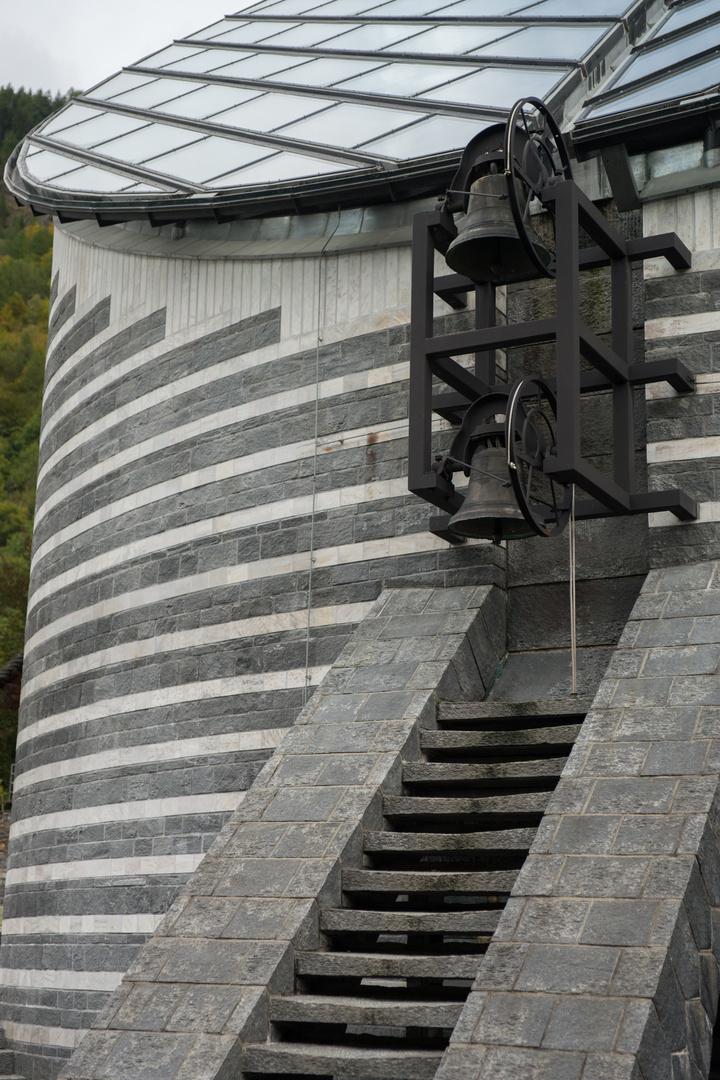 Mario Botta Kirche