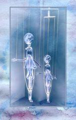 marioneta de cristal