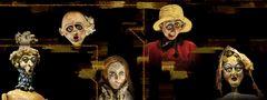 marionetas siniestras