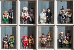 Marionetten aus Prag