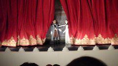 Marionettenoper Lindau-der Vorhang fällt
