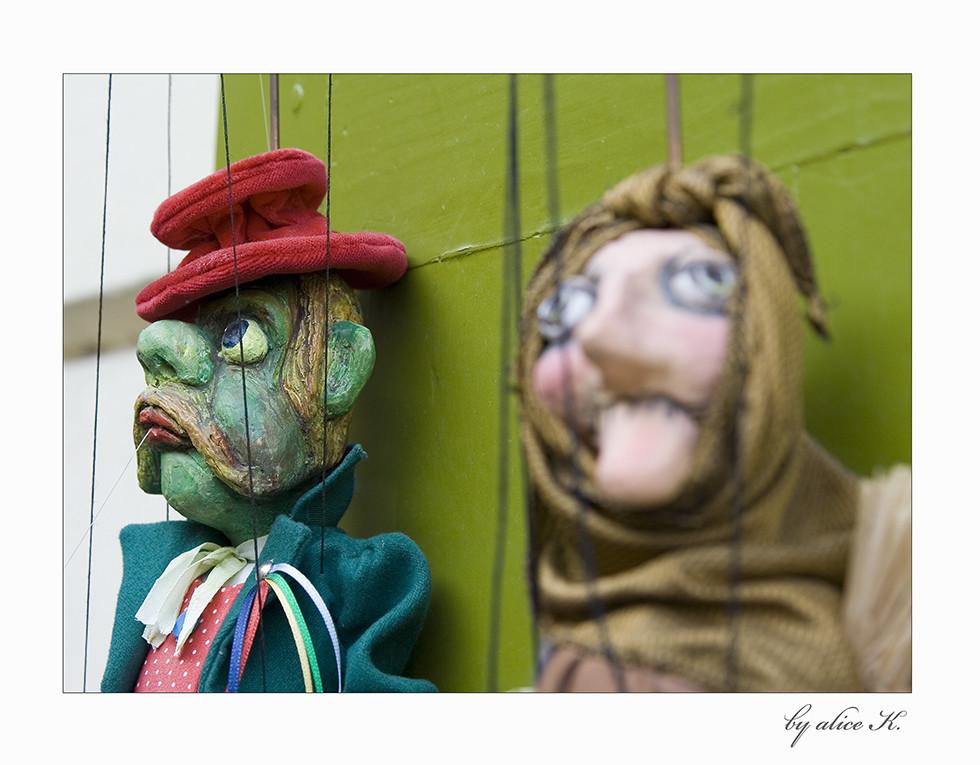 Marionety