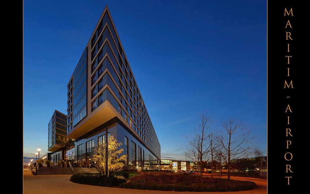 Maritim Hotel Dusseldorf Airport Foto Bild Architektur