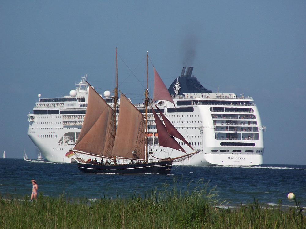 Maritime Begegnung