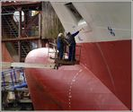 maritime Schönheitspflege...