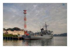 Maritime Self-Defense Force vessel