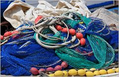 Maritimer Alltag in Farbe