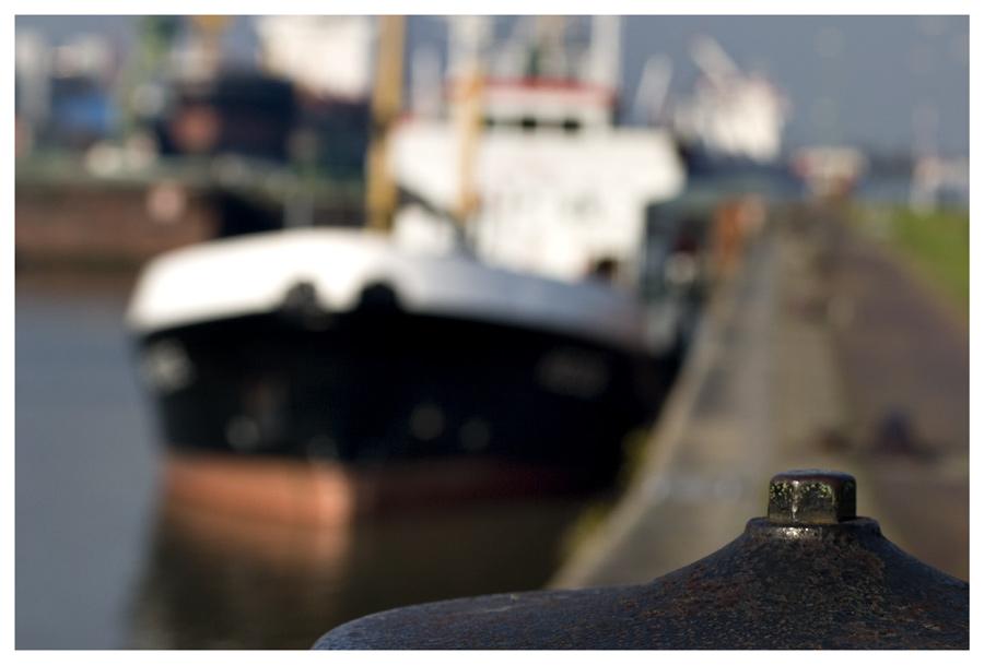 Maritimer Hintergrund ...
