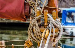maritimes Tauzeug