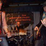 mark selby mit band im grütli-club (rüthi sg) in der schweiz
