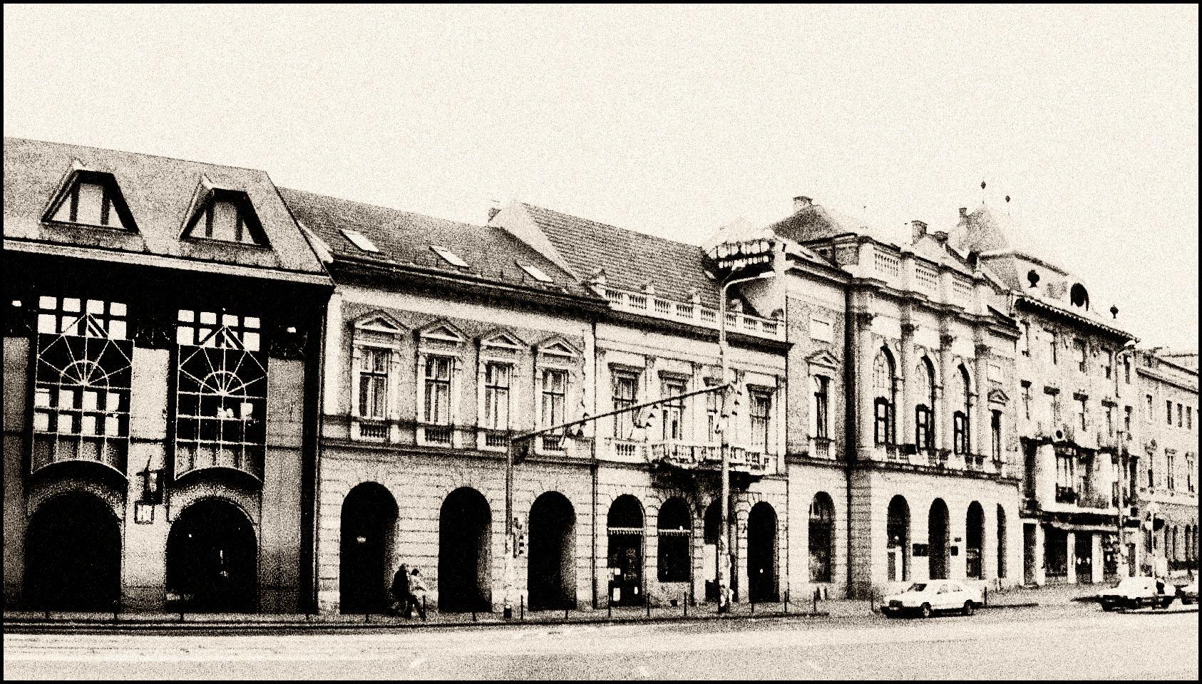 MARKET STREET - DEBRECEN - HUNGARY