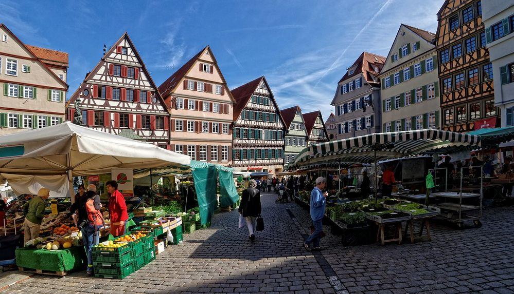 Markt Hamburg