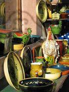 Markt im Elsaß