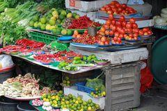 Markt in Ambon- Molukken