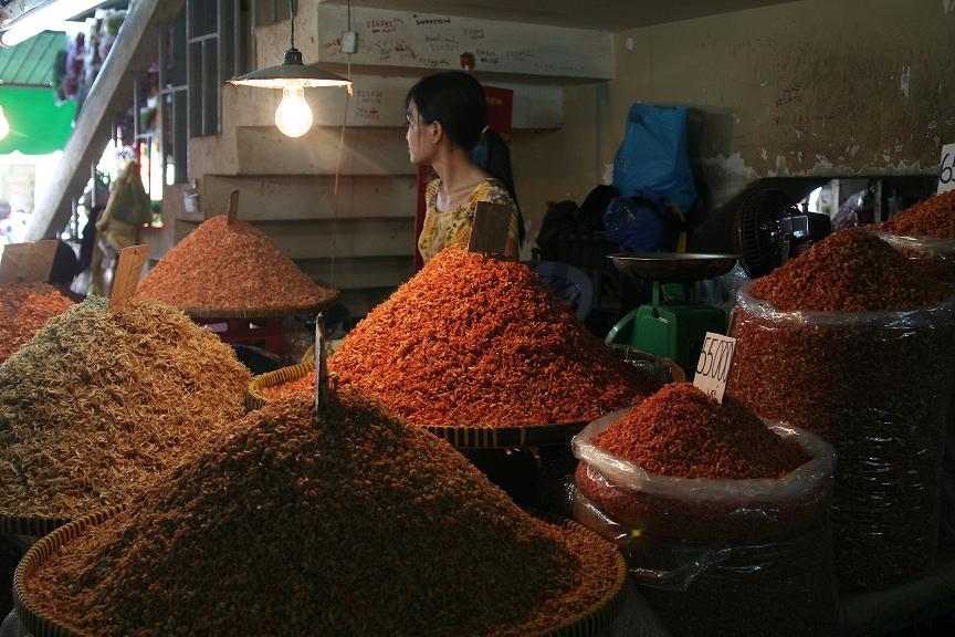 Markt in Ben Tre