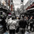 Markt in Busan