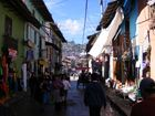 Markt in Cajamarcas