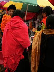 Markt in Chamule II