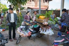 Markt in Hsipaw