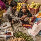 Markt in Kathmandu