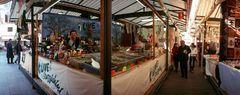 Markt in Lucca