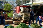 Markt in Moulay Idriss