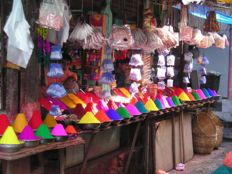 Markt in Mysore