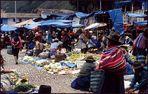 Markt in Pisac