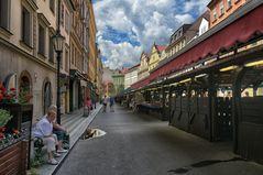 Markt in Prag