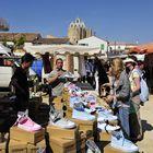 Markt in Saintes Maries de la Mer