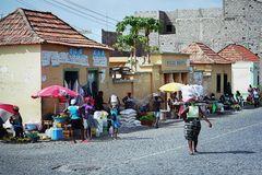 Markt in Tarrafal