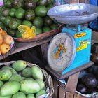 Markt in Torill auf Mindanao